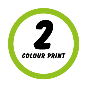 2 Colour Print