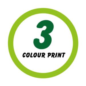 3 Colour Print