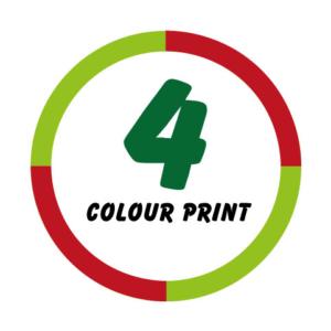 4 Colour Print